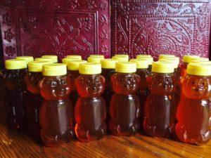 Spring 2015 Honey Harvest