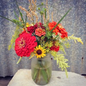 Farm Grown Fresh Flowers